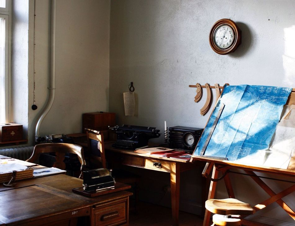 Beautiful stock photos of vintage, Blueprint, Chair, Clock, Day