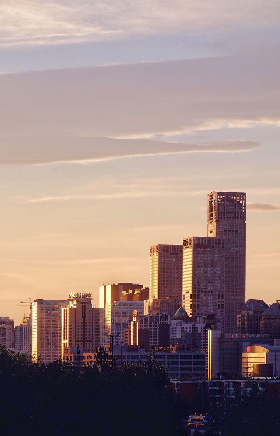 Sohochina Beijing, China Architecture 55-200mm Cityscapes Jianwaisoho 建外