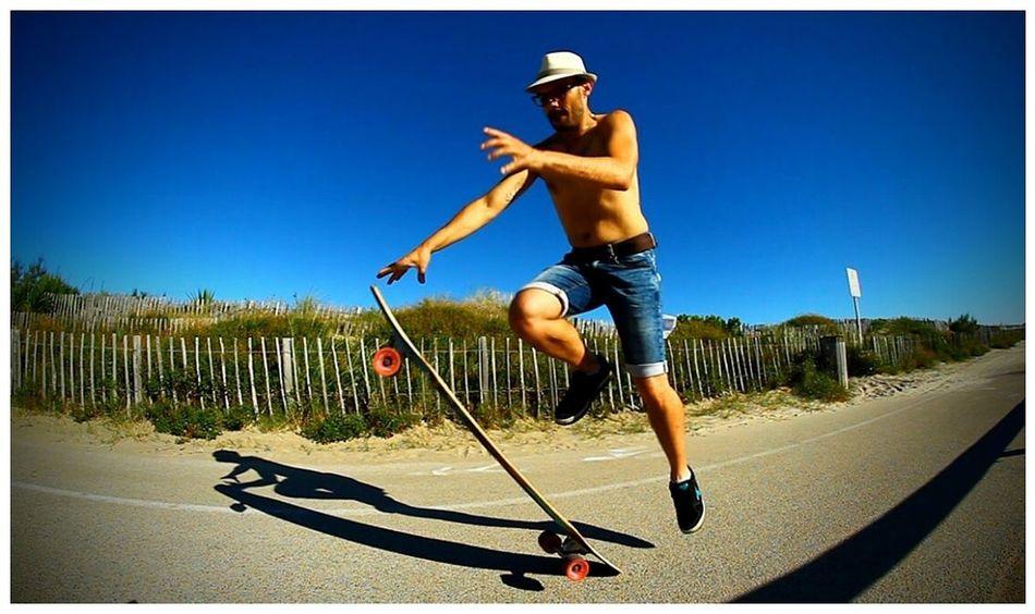 Longboarding Longboard Longboarder Longboarddancing Longboards Sunny Day Enjoying Life That's Me
