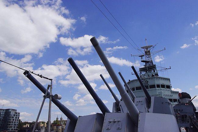 HMS Belfast, Támesis, London Cloud - Sky Low Angle View No People Outdoors River City Jorge L. Travel Destinations Españoles Y Sus Fotos