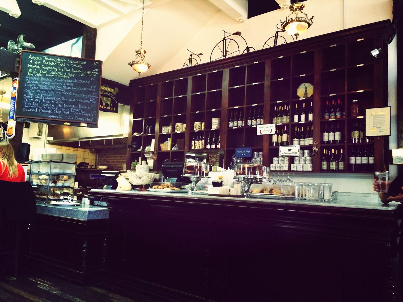 The cutest diner San Francisco Mustgo Diner