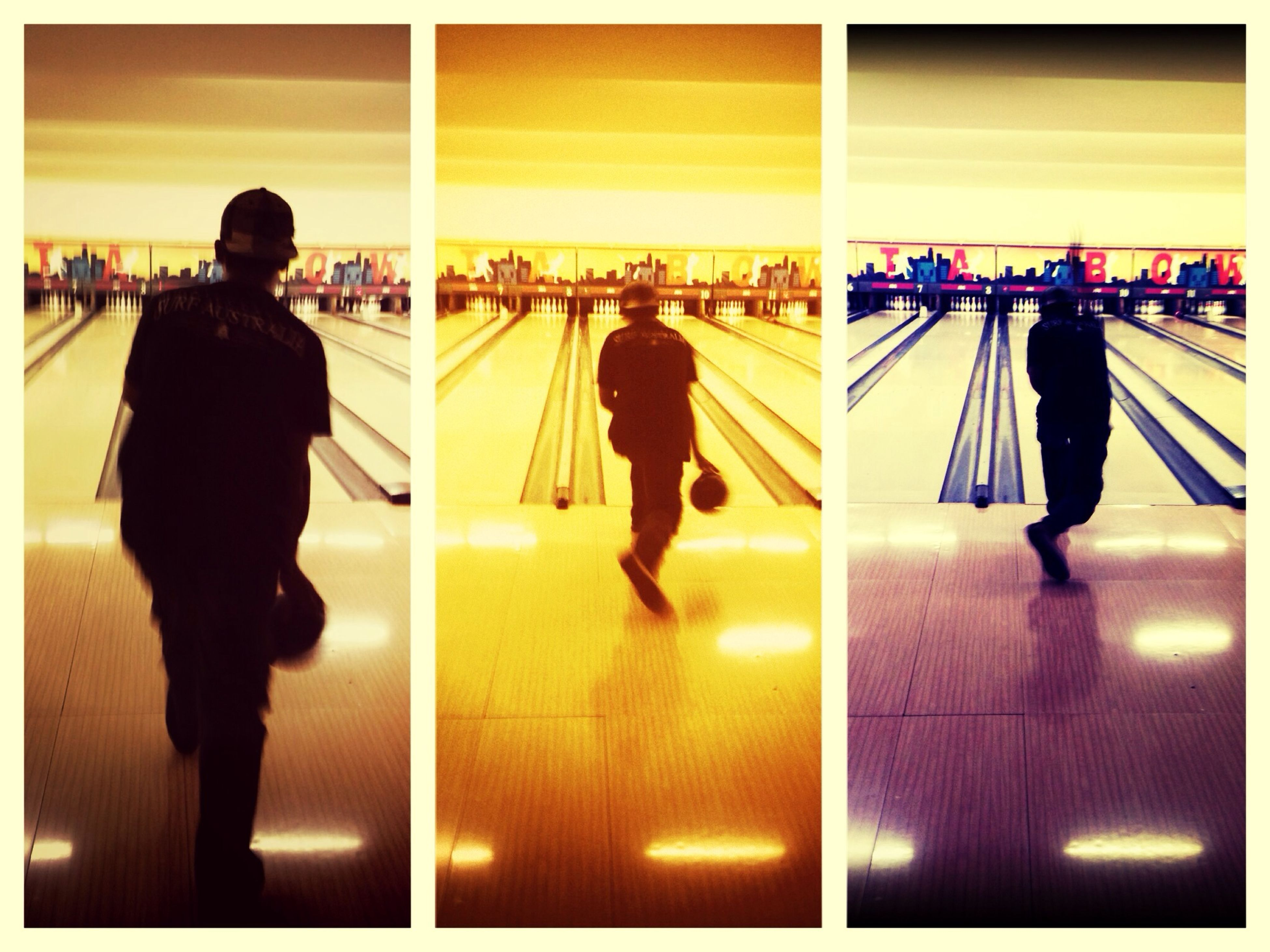 Bowling livestyle eazy strike Colorfull