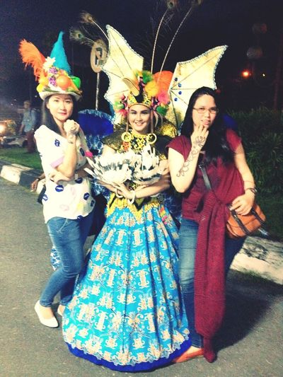 Balikpapan A&R Studio INDONESIA Carnival on the street, eksotika borneo concept,,,,