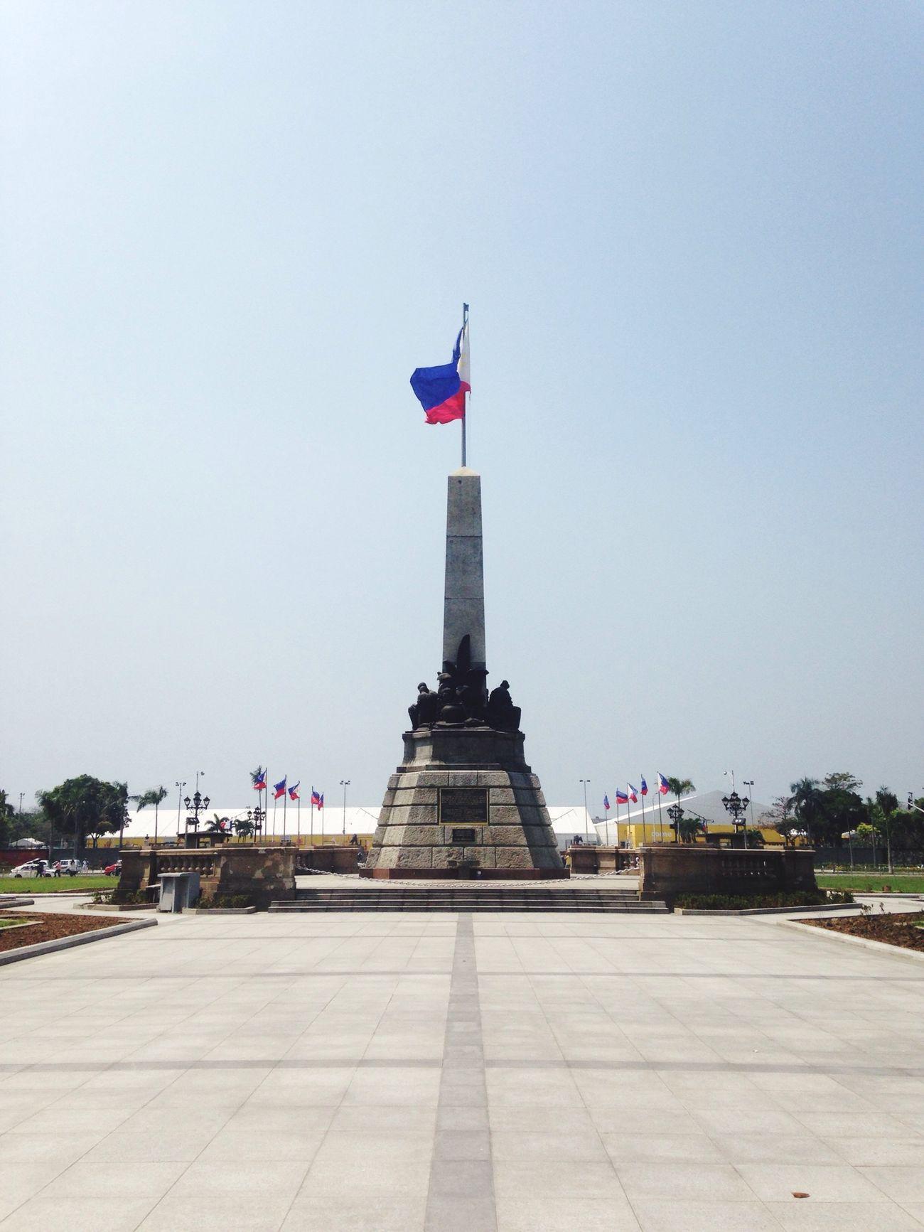 Luneta Fieldtrip Manila When In Manila