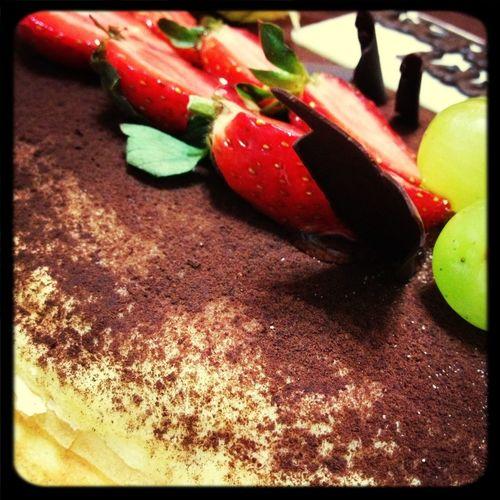 Tiramisu Cakes Mille Crepe