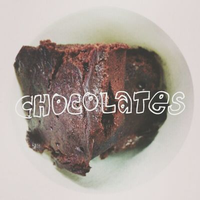 Chocolate Brownie 브라우니 초콜릿