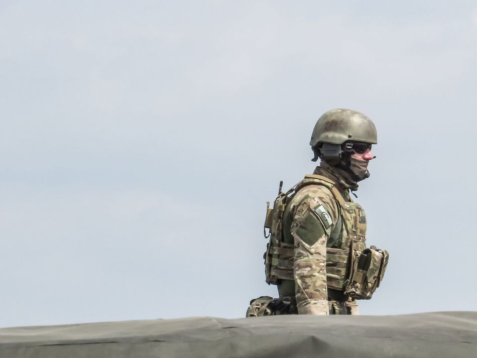 Beautiful stock photos of militär, military, war, army helmet, military uniform