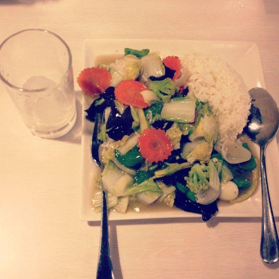 Vegetarianfoods Lunch