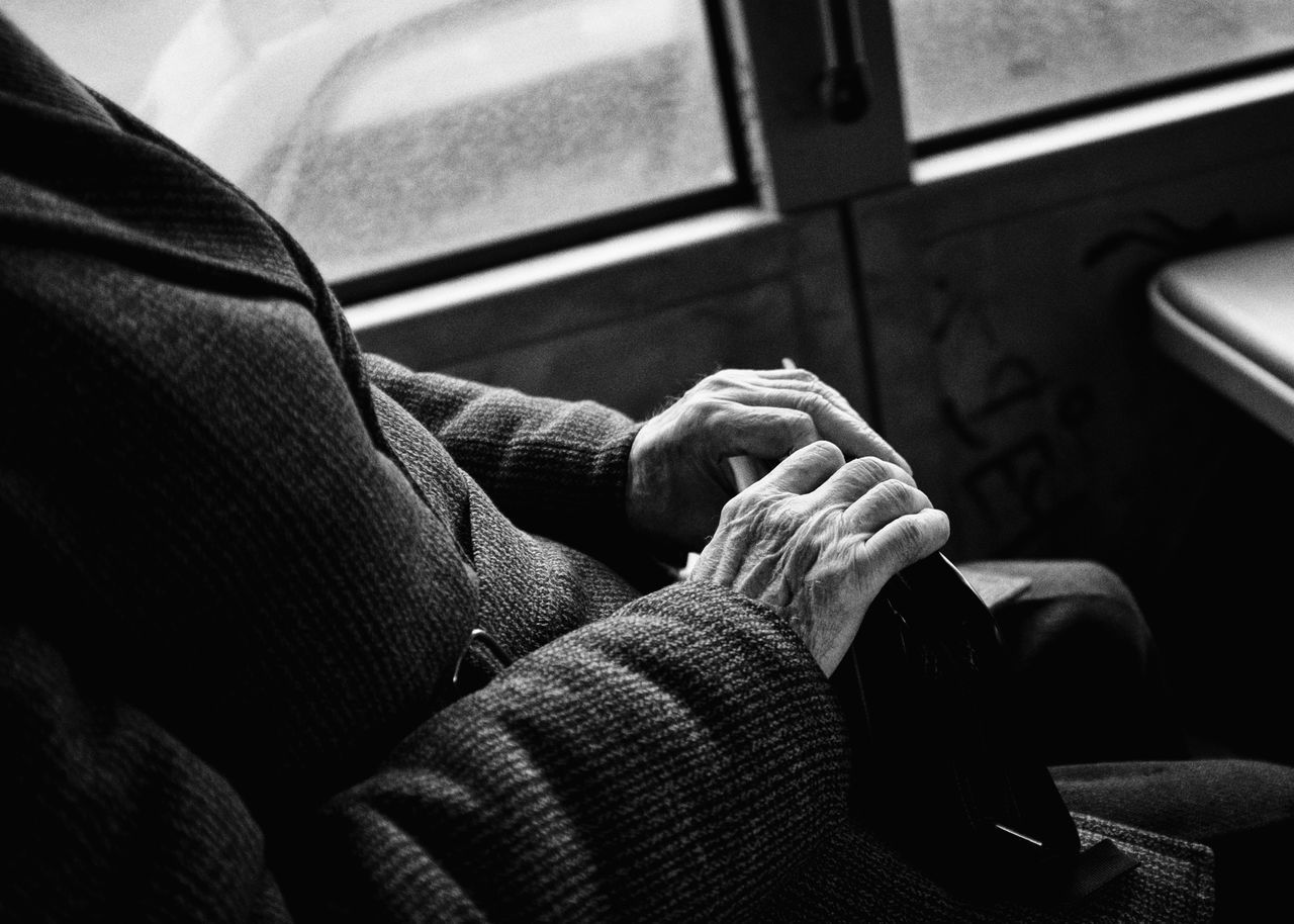 b&w black&white candid close-up Hands monochrome Monochrome_Photography one person street streetphotography Fresh on Market 2017