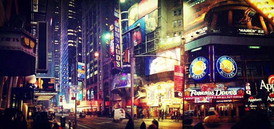 The Big Apple Citylights NEXTshotPhotos New York Eye4photography