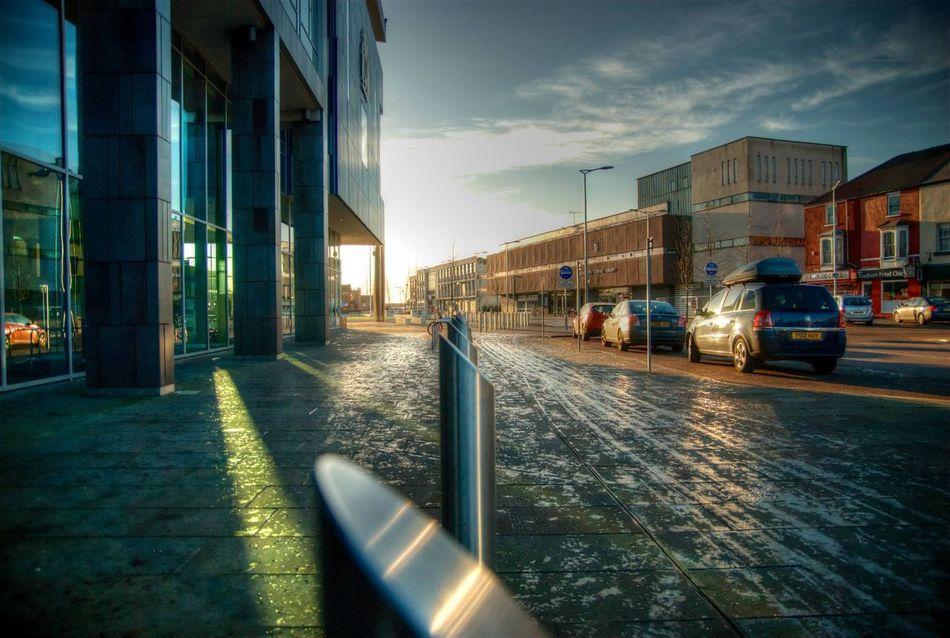 Cultural Quarter Doncaster Cityscapes