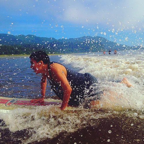 Surf sesh! ? Surfing First Eyeem Photo