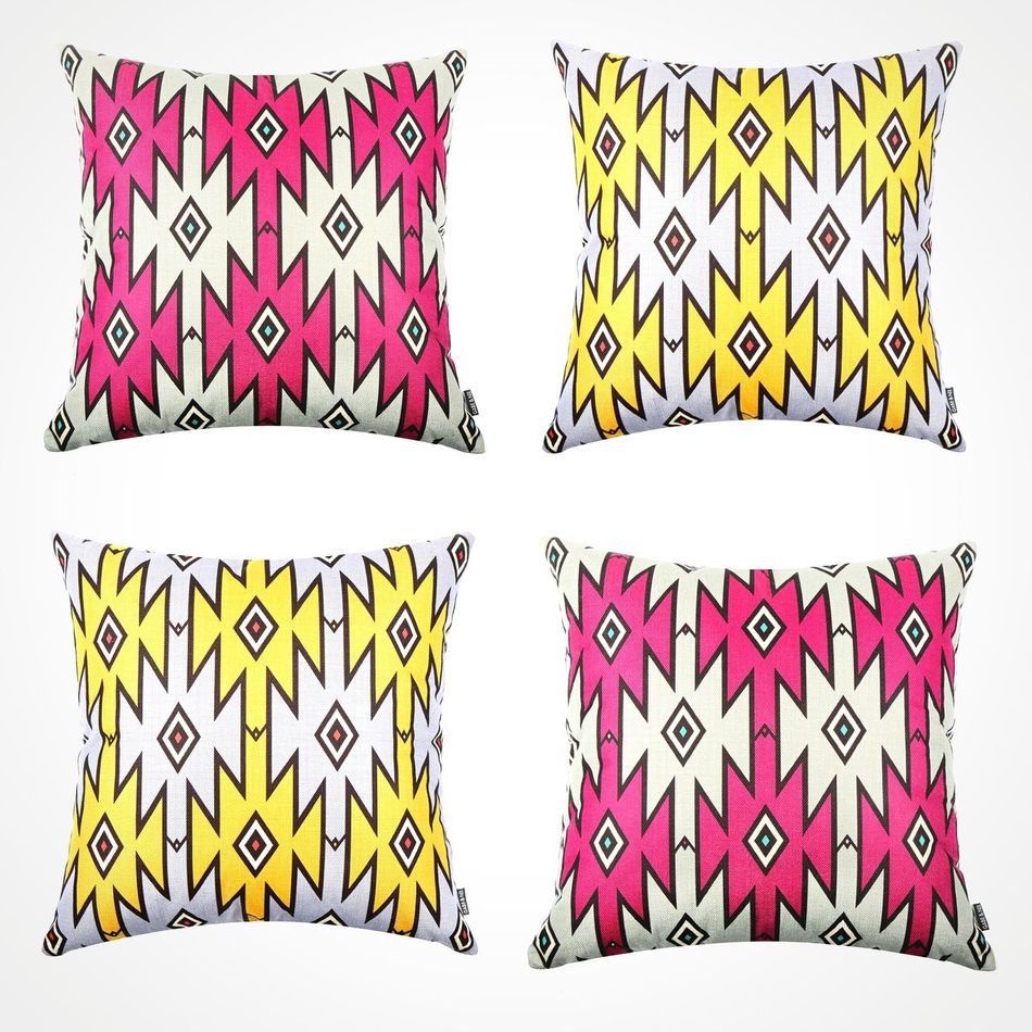 Wild Thing 🌵 Bedroom Interior Design Cushion Homedecor Gabeandnix Homewares Pillow Interior Aztec