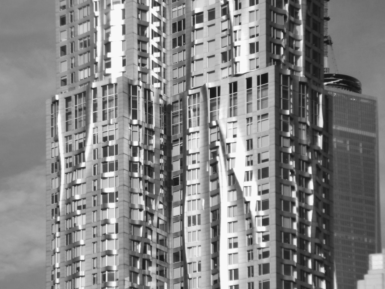 Manhattan NYC Perspective Black & White Architecture Urban Geometry Learn & Shoot: Leading Lines Geometric Shapes Blackandwhite Black And White
