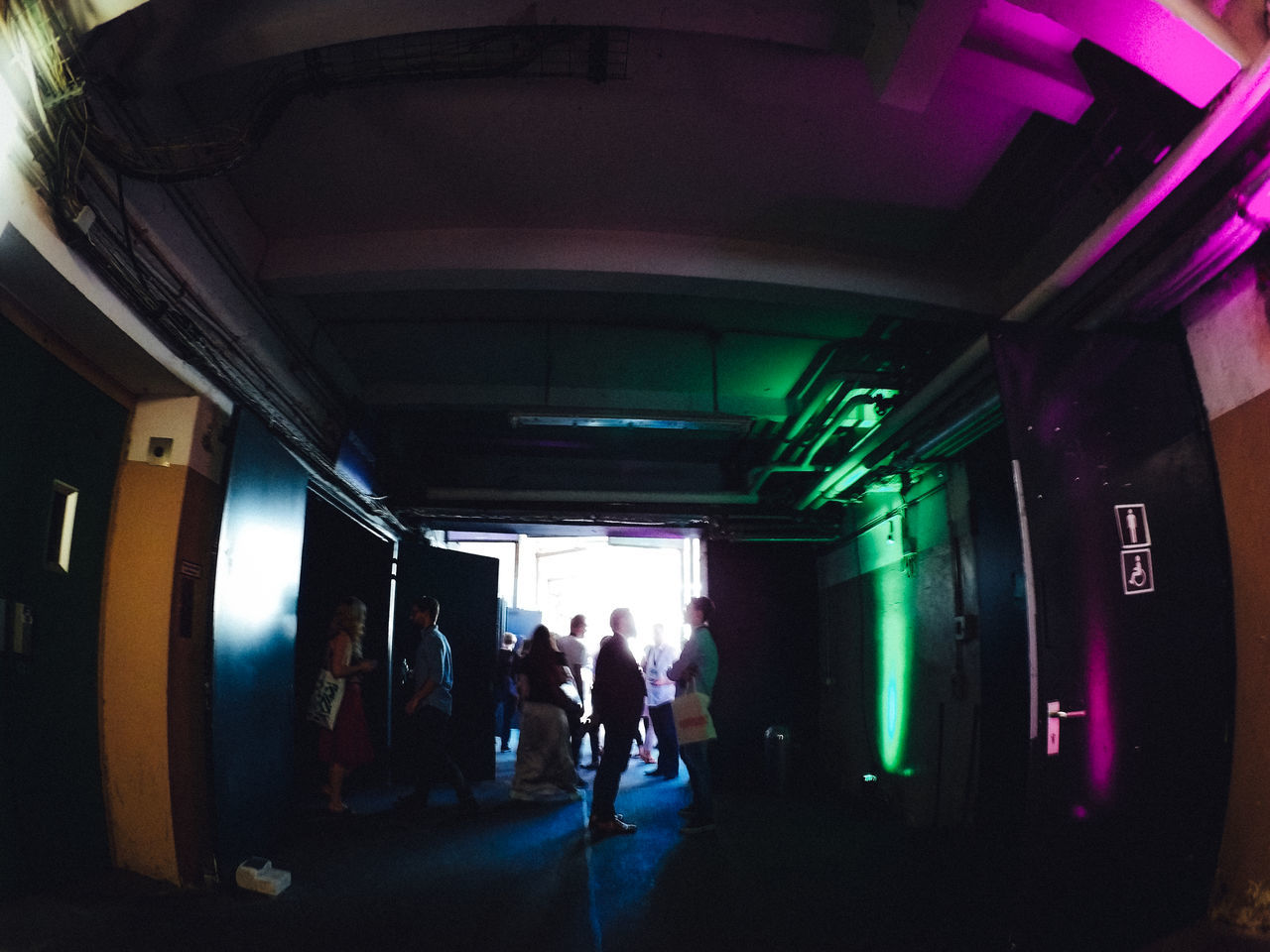 Snap a Stranger Envision The Future The Innovator Shaping The Future. Together. Architecture Atmosphere Capture The Moment Ceiling Colors Colour Of Life Enjoying Life Embrace Urban Life EyeEm Gallery Fisheye Getting Inspired Hello World Illuminated Lifestyles Light And Shadow People Perspective Silhouette Street Photography TakeoverContrast Urban Exploration