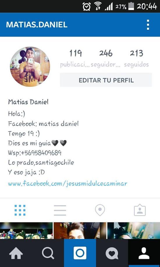 Siganme en mi instagram :) Lo Prado Like Chile Likeforlike Like4like Santiago De Chile Eyeemlike  Eyeemchile Followforfollow