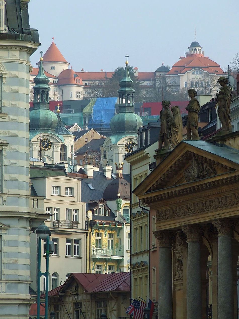 Wunderschöne Stadt Architecture Built Structure City Day No People Outdoors Residential Building Town Travel Destinations