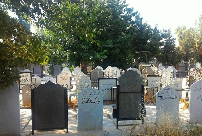 The time of waiting,when we leave the world spending time in purgatory with hope and fear for the hereafter! EternityDeath And Life Cemetry People Waiting Graveyard My Photography Taken By Me From Where I Stand The Week On Eyem Shiraz, Iran Iran Showcase June