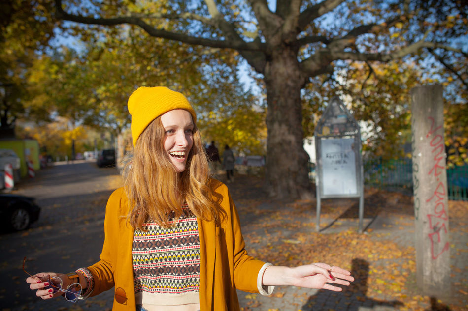 Beautiful stock photos of lifestyle, 25-29 Years, Autumn, Beauty In Nature, Berlin