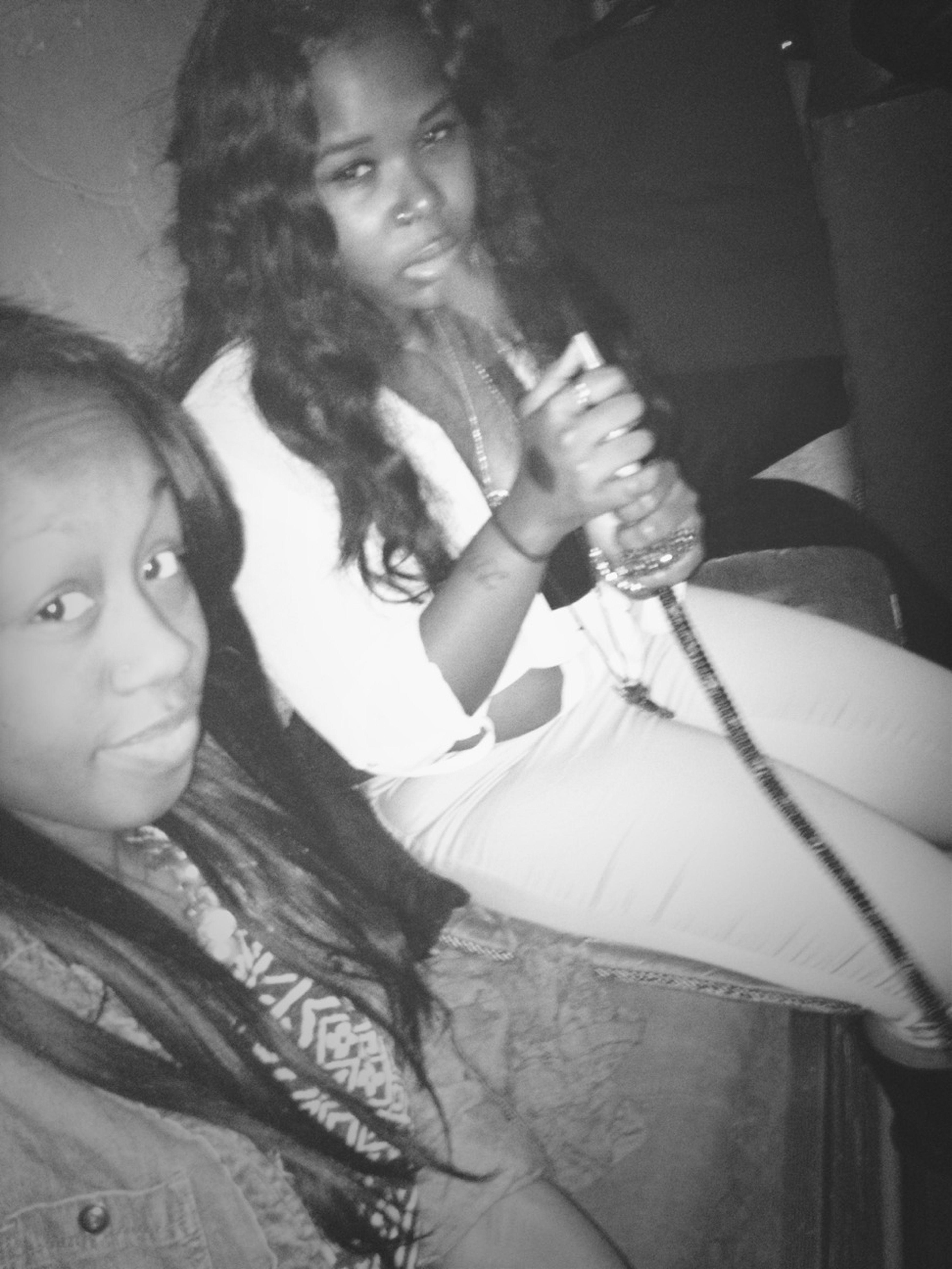 Me && Tasha Mac