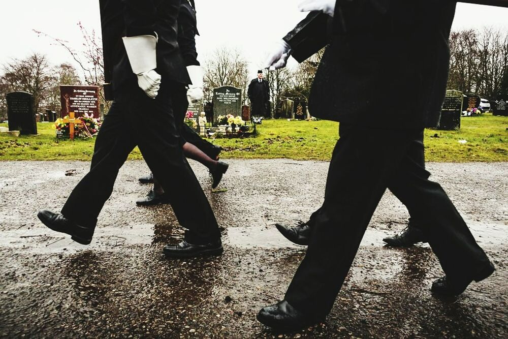 Respect Remember History Outdoors Scotland Highlanders Scottish History Men Graveyard
