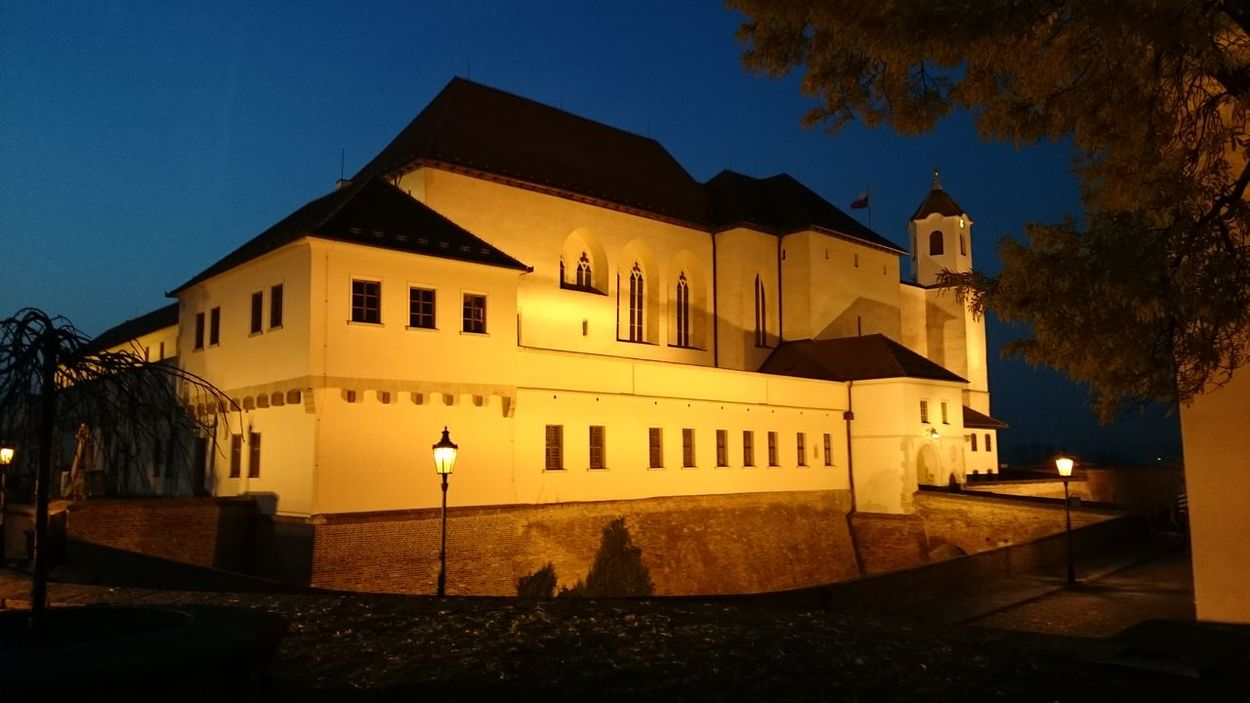 Brno Architecture Spilberk Castle Castle