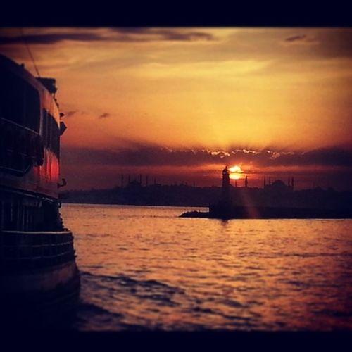 Insta_sunset Instagrammers Istanbuldaysam Igersturkey