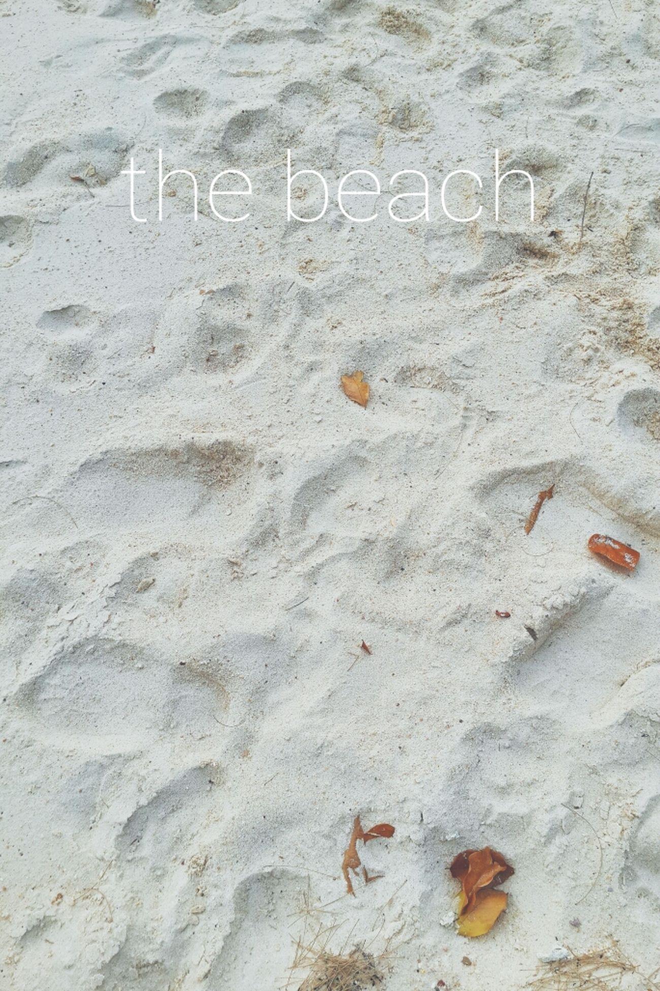 Life Is A Beach White Sands Batam Sea