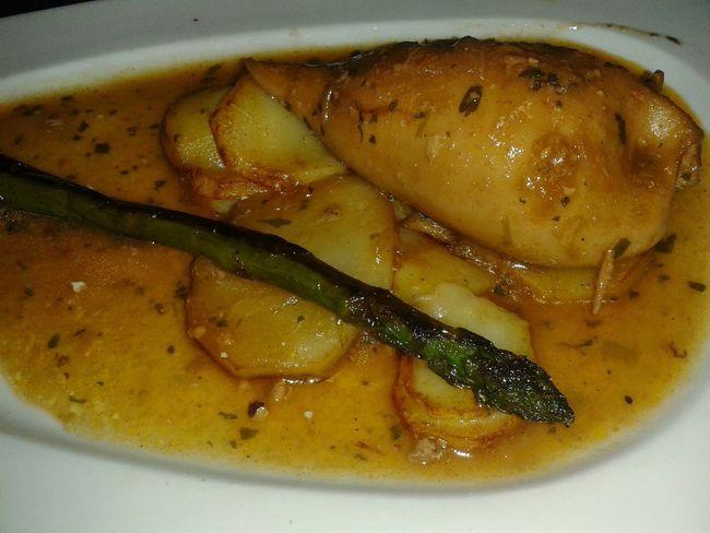 Food Calamares Rellenos