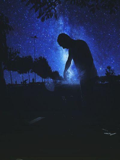 That's Me Hello World Time Hi! Blue Sky Bostancı Sahili Stars