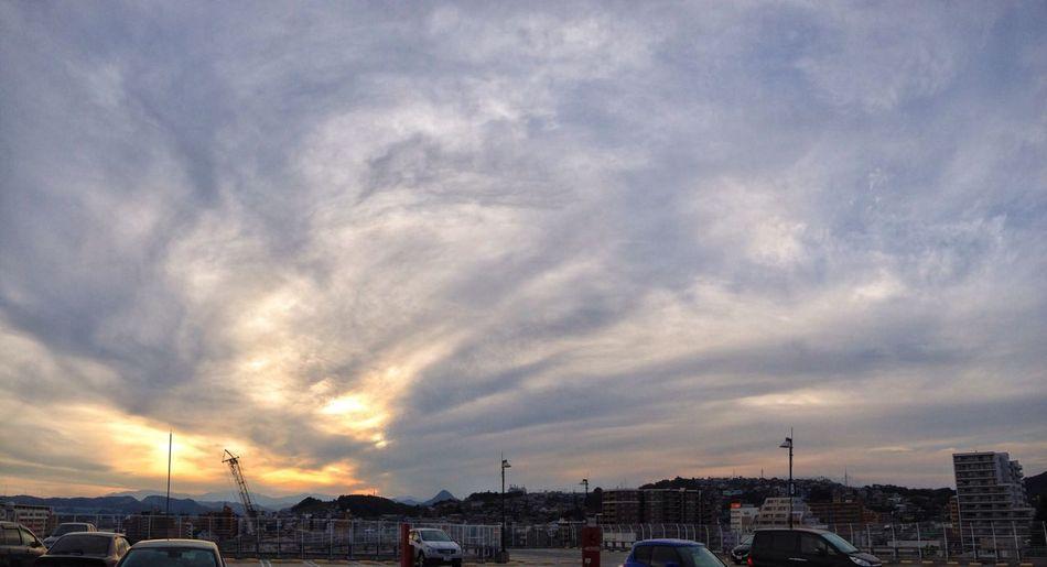 Evening Sky Clouds And Sky Sky Porn