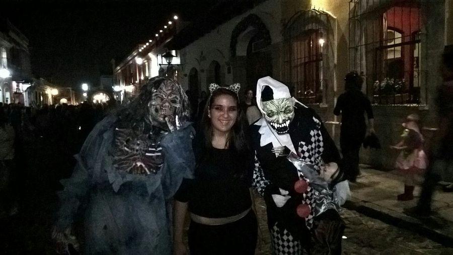 Hallowen Time Antigua Guatemala October31