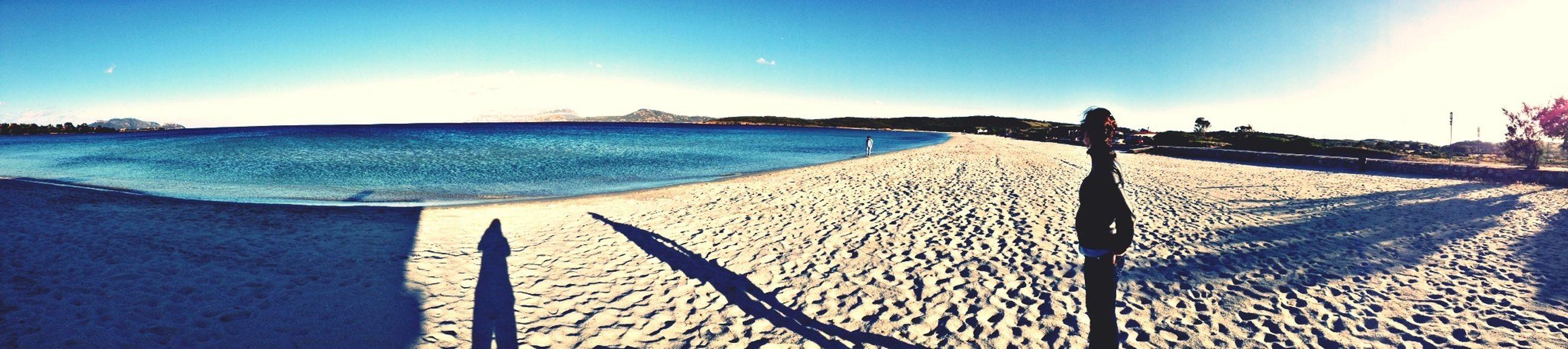 Sardinia Panorama Enjoying The Sun