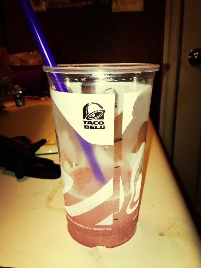 Me and Taco Bell are my OTP
