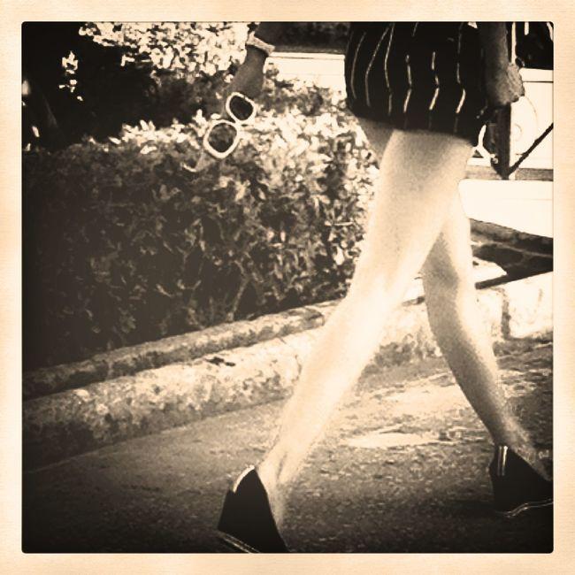 One Step Ahead/
