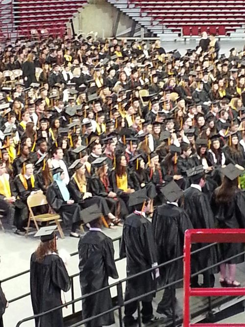 Graduation ♡ Graduation Day!!!  Grad2014