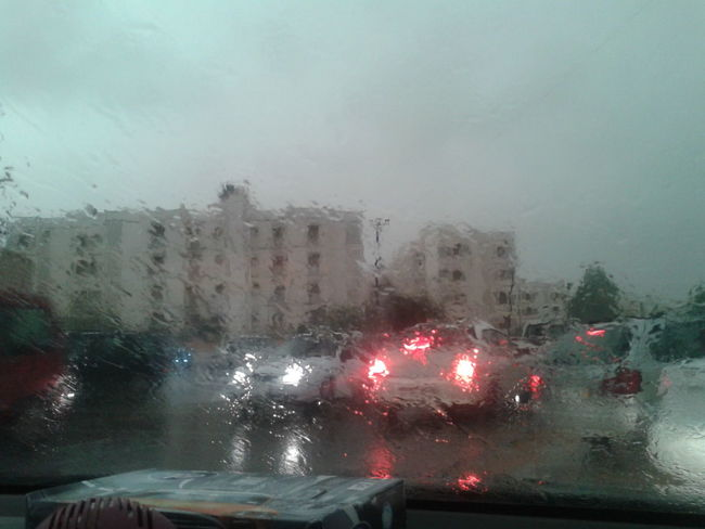Azzawya today ^^ Hanging Out Rain Azzawya Libya