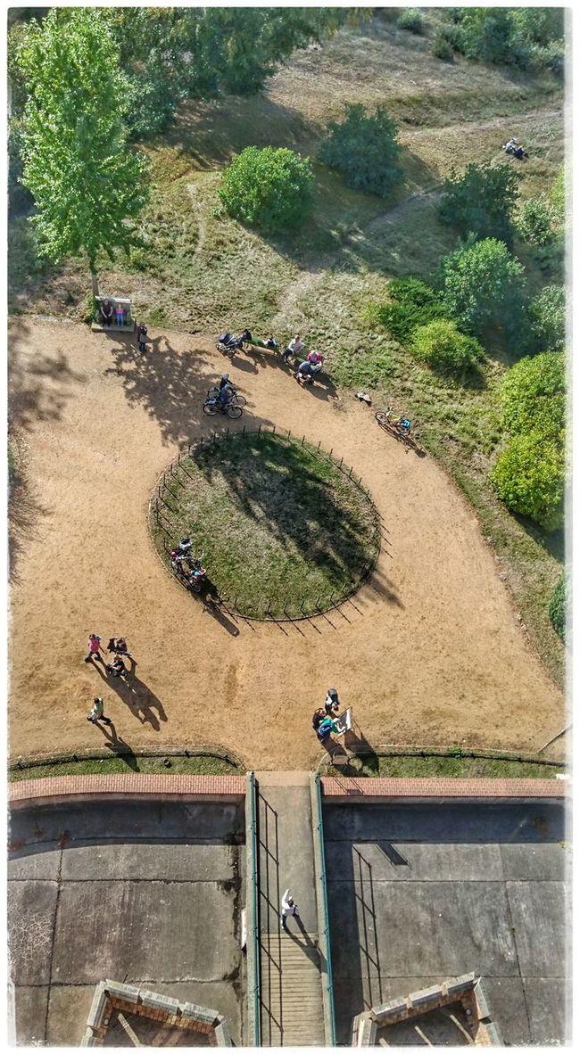 Little World LittlePlanet Babelsberger Park Flatowturm Flatow Tower Potsdam
