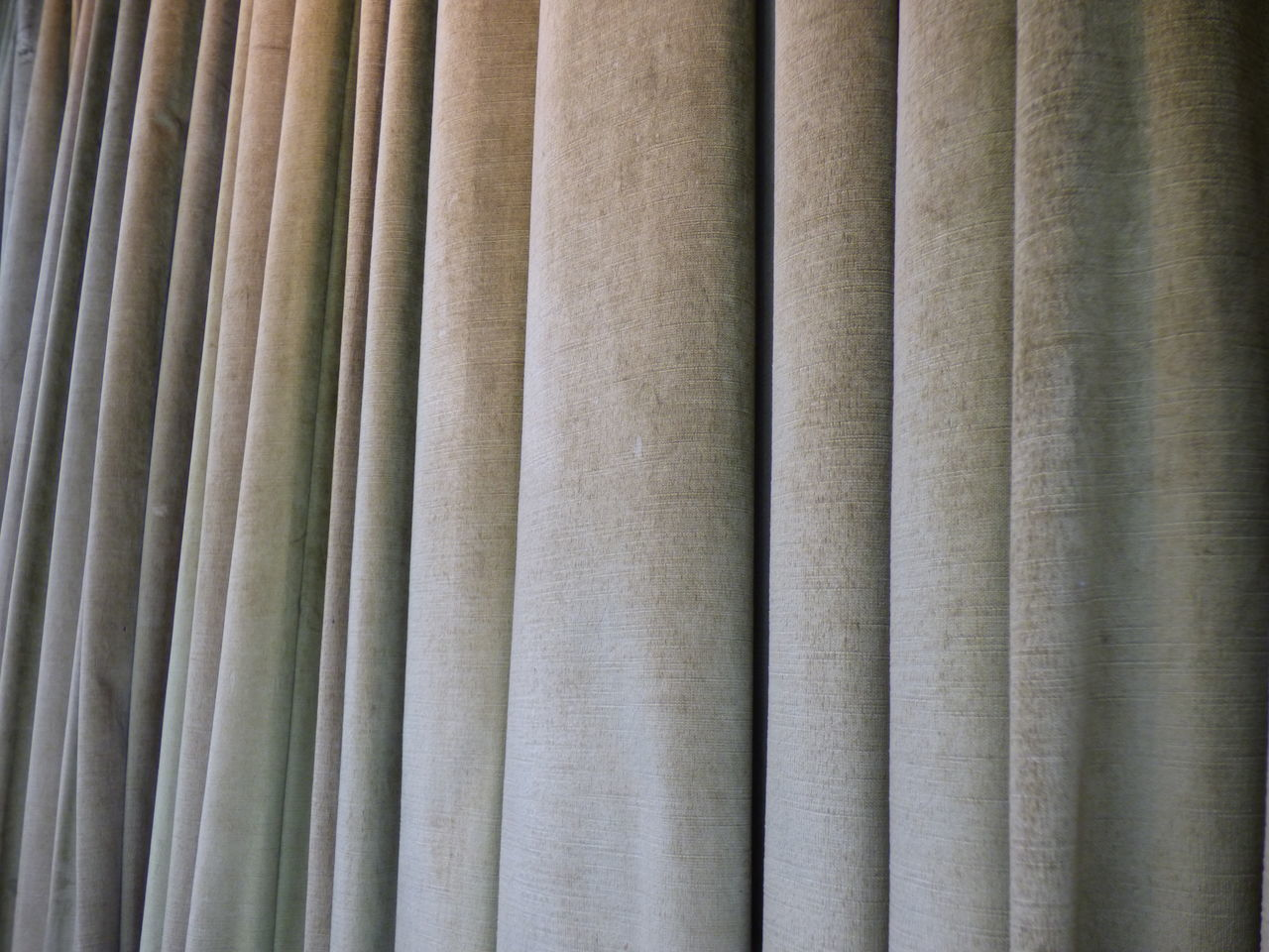 backgrounds, full frame, repetition, curtain, no people, close-up, textured, industry, indoors, day