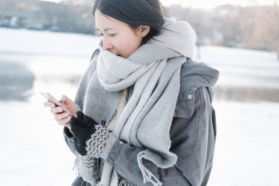 Beautiful stock photos of winter,  25-29 Years,  Adult,  Adults Only,  Black Hair