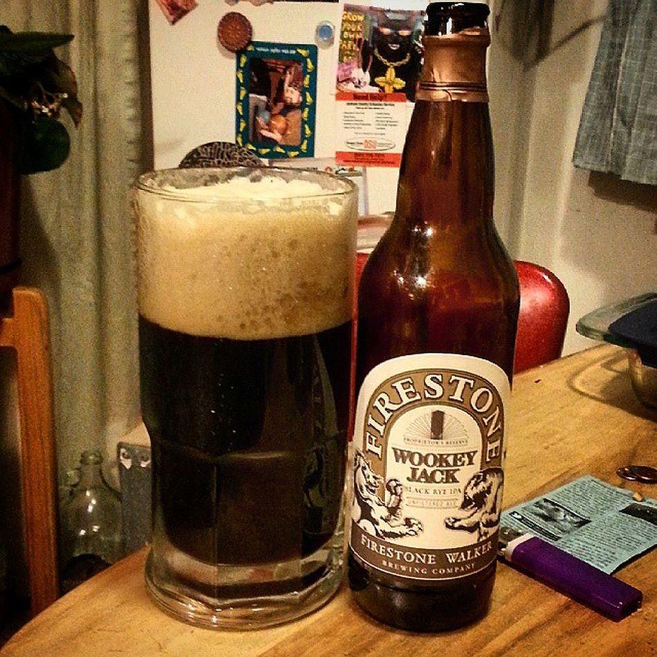Beer Beerlife Frostymug Southernoregon beerislife instaperfect picoftheday firestonewalker firestonewalkerbrewingcompany wookeyjack bestdamnbeer