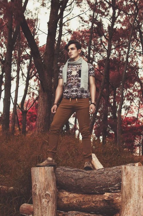 Life Style Check This Out Boho Men Menstyle Mexicanmodel Nature Bosque Relaxing Taking Photos Enjoying Life