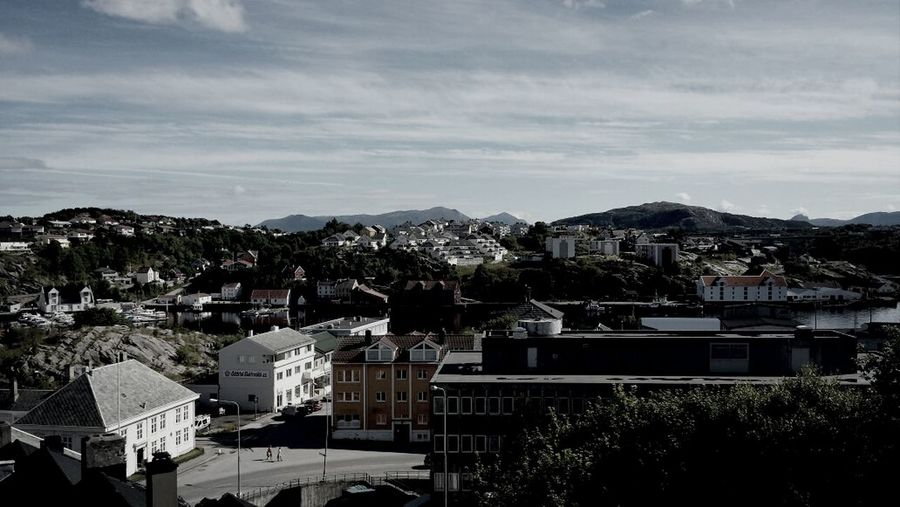 Beautiful town in Norway! Kristiansund, Nordmøre:)