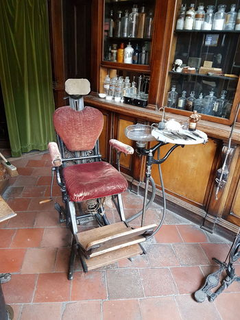 Victorian Dental Surgery Victorian Chair Old-fashioned No People Table Seat Vintage Victorian Times Victorian Style Dentistry Dentist Tools Dental Dentalsurgery Dental Care Dental Work Dental Medicine Victorian Period EyeEmNewHere