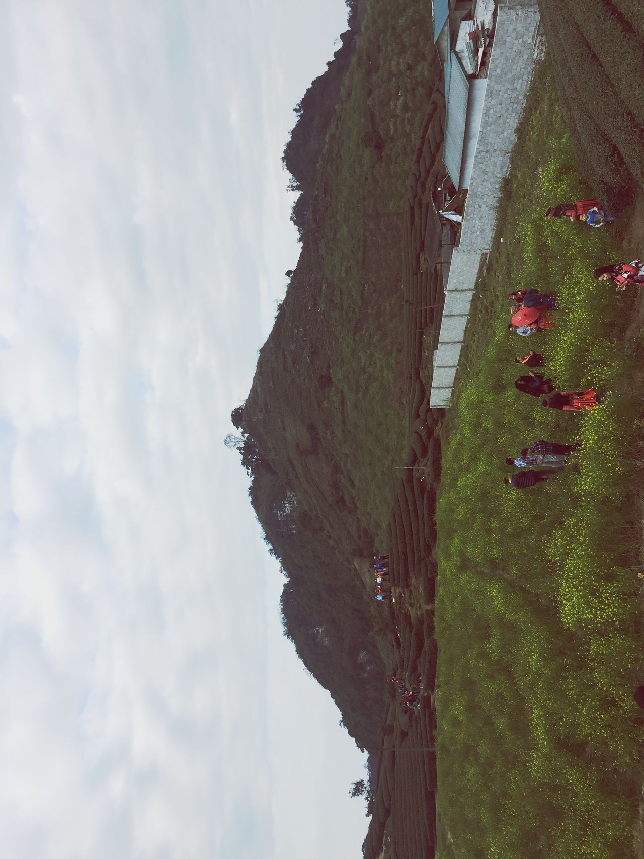 Mộc Châu thất thủ Sky Outdoors Landscape