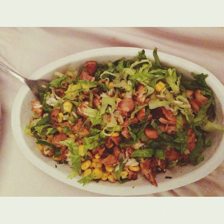 Chipotle Mexicangrilled Happygirl Love
