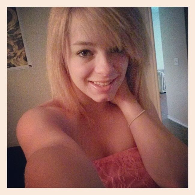 I'm blonde and wearing a dress.... the Zombieapocalypse might just happen today.. keep an eye out ;)