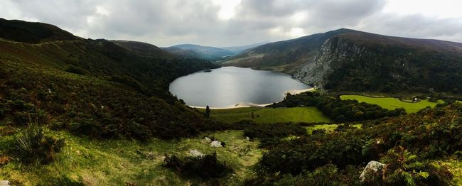 Lough Tay - scenic drive Quality Time Peace And Quiet Beautiful Day Hello World