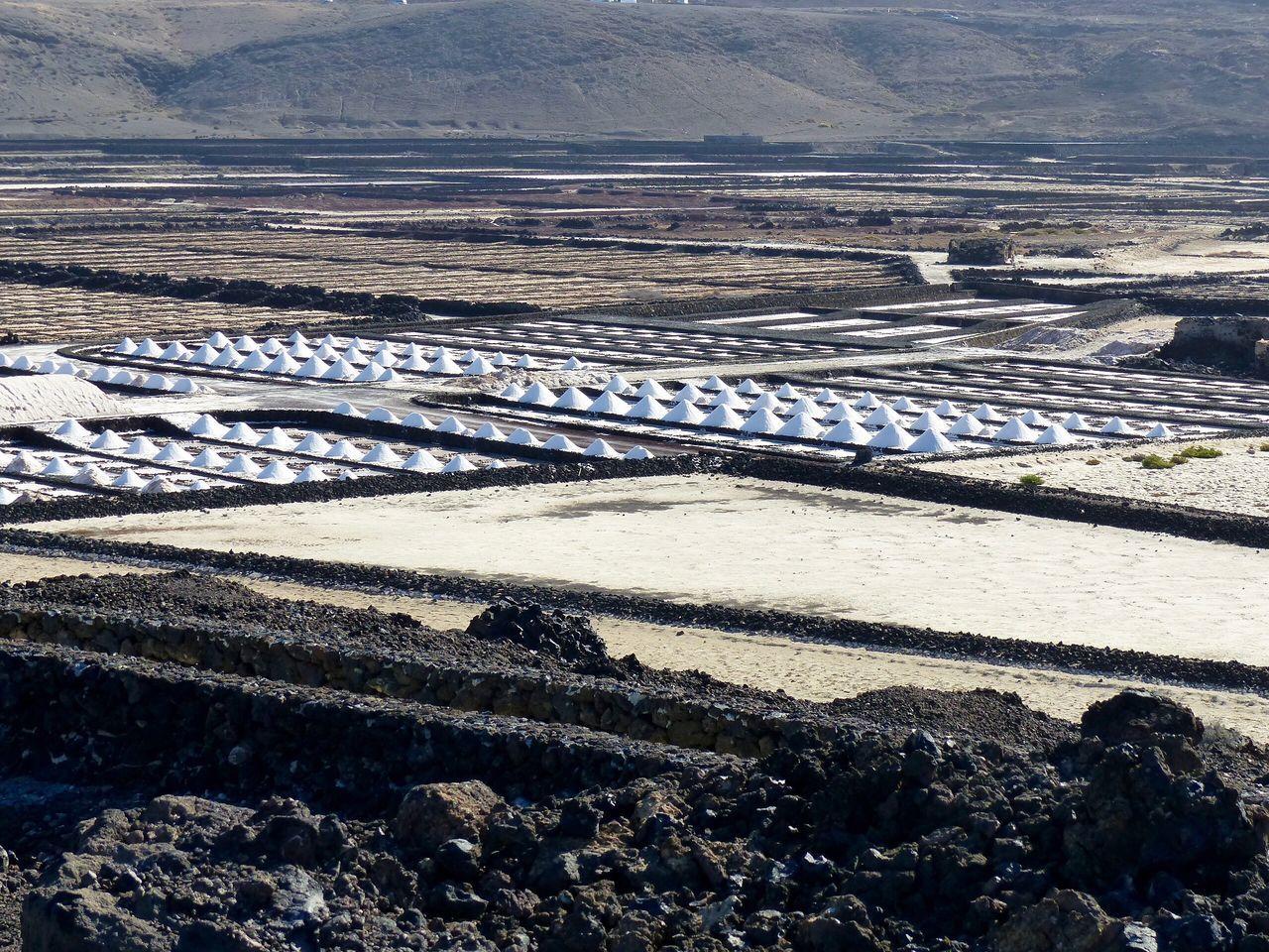 Salt Basin Salt Flat Landscape EyeEmNewHere Lanzerote