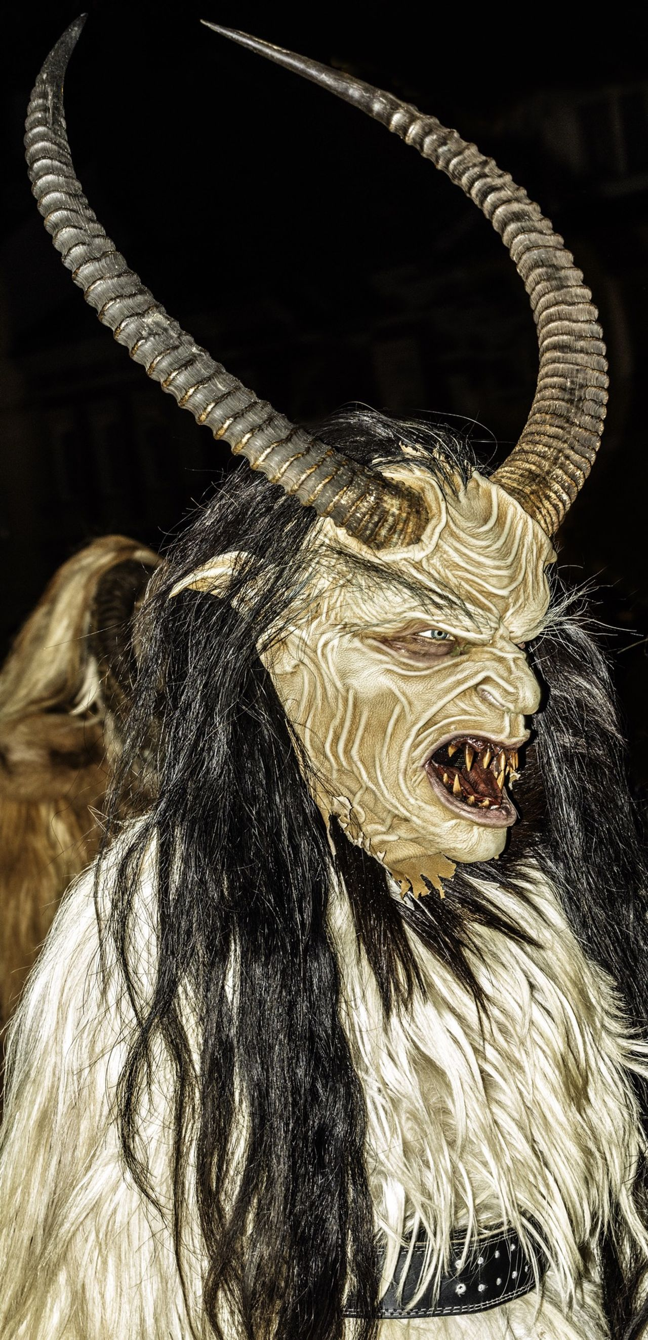 Rauhteufel Perchten Krampus